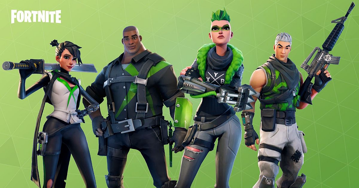 Download Fortnite for PS4 Xbox PC Windows iPhone Android ...