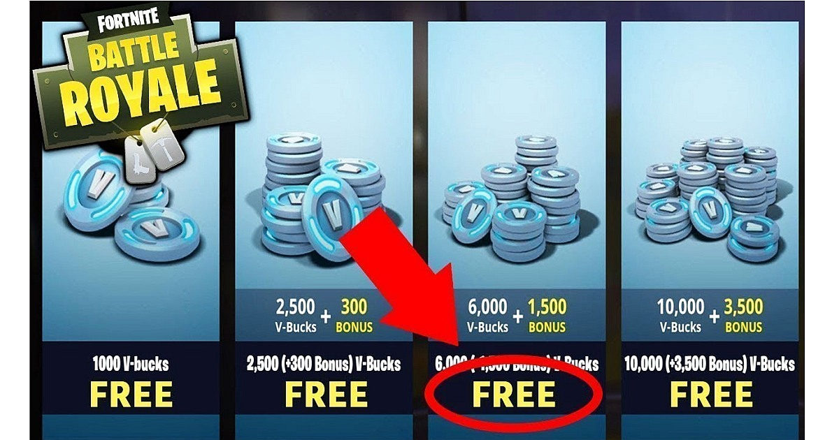 How to Get Free Vbucks in Fortnite