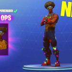 Funk Ops Skin in Fortnite Battle Royale