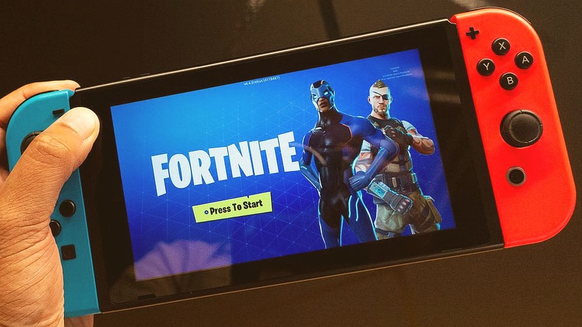 Fortnite Season 5 Has Brought Some Amazing Changes On Nintendo Switch