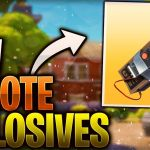 Minor Nerf Applied to Fortnite Explosives