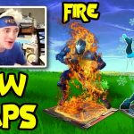 Fortnite Revives the Freeze Traps