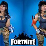 Fortnite Cosplay: Ramirez vs Sash Sergeant