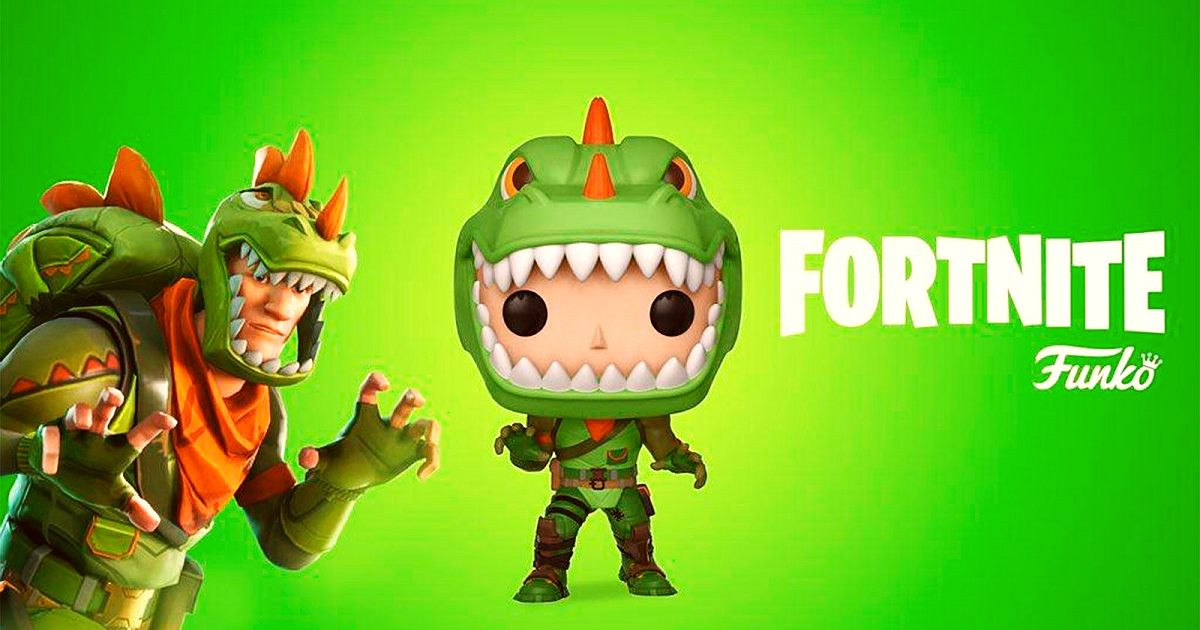 Fortnite Fans Are Finally Getting their Funko Pop