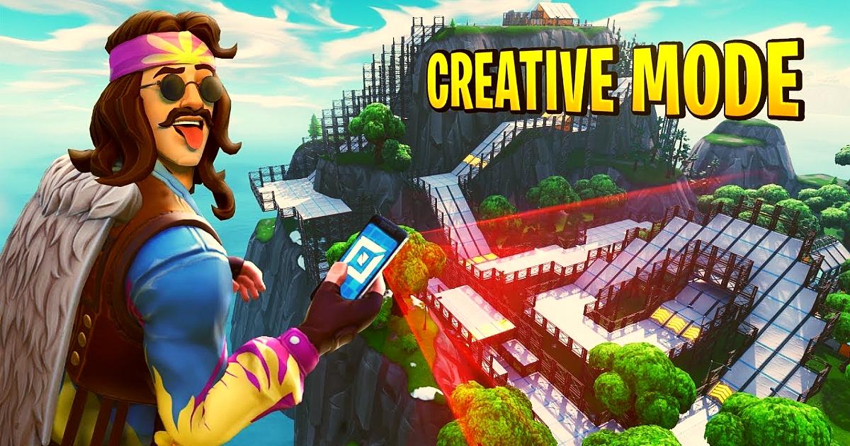 Liferun is new creative mode of Fortnite
